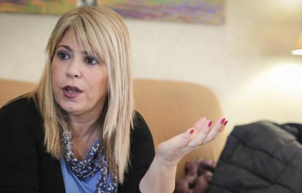 Mamen Sánchez.