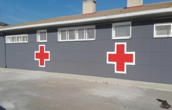Cruz Roja en Ejea inaugura nueva sede para centralizar todos los servicios