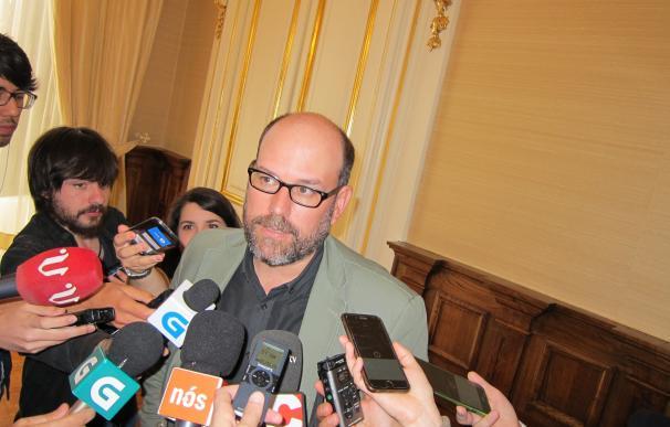 """Noriega aboga por un candidato a la Xunta que """"levante amplio consenso"""" en sintonía con la """"pluralidad"""" de las mareas"""