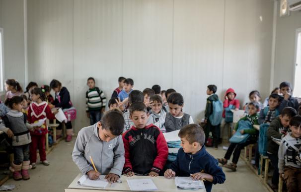 UNICEF denuncia que 3,6 millones de niños corren serio riesgo de morir en Irak