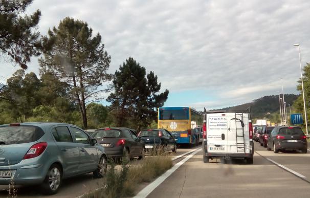 Las carreteras de CyL soportarán en la primera salida de vacaciones de julio un total de 710.000 desplazamientos