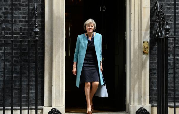 """Theresa May, """"la nueva Thatcher"""", competirá con Boris Johson para suceder a Cameron"""