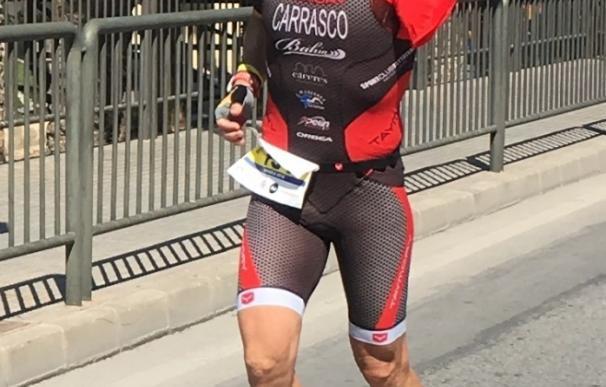 El paratriatleta cacereño Kini Carrasco, Premio Extremadura del Deporte 2015