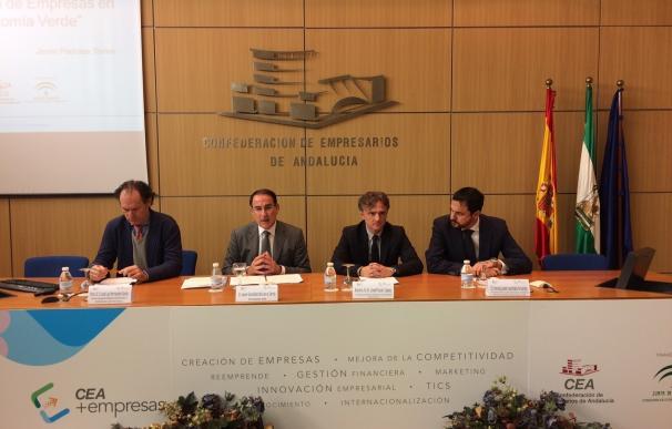 """Junta destaca que el 10% de empresas andaluzas cuenta con """"el marchamo ambiental"""", esencial para """"el presente y futuro"""""""