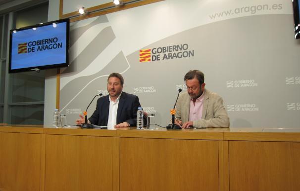 """Aragón y Aquitania dan """"un paso decisivo"""" hacia la reapertura de Canfranc en 2020"""