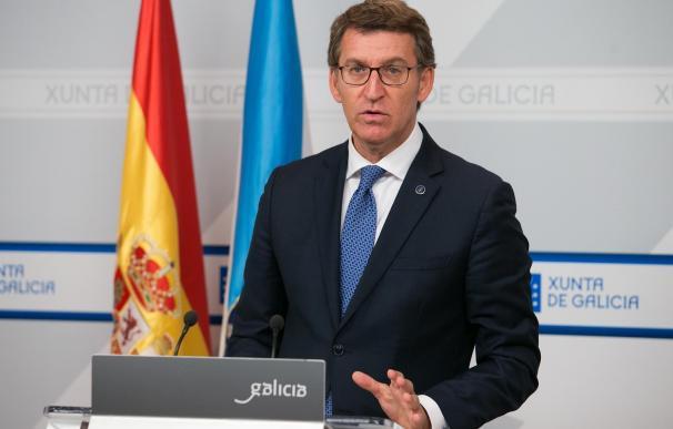"""El Gobierno gallego remitirá """"si puede"""" el techo de gasto a la Cámara y trabajará en los presupuestos"""