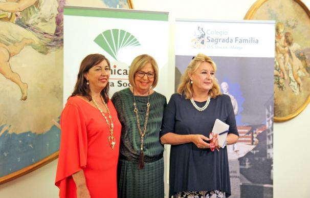 De la Calle resalta la labor educativa del colegio Sagrada Familia en su 50 aniversario