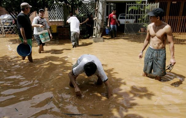 La trágica muerte de dos niños eleva a 93 las víctimas por las lluvias en Colombia
