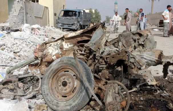 Siete muertos y once heridos en distintos ataques en Irak