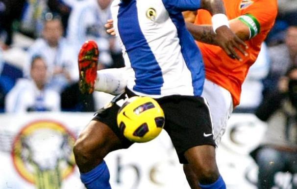 El Hércules no conoce la derrota en sus visitas al Málaga en Primera División