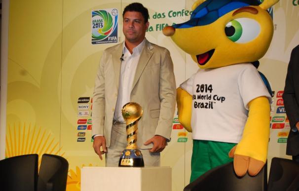 """Ronaldo Nazario: """"Voy a intentar jugar en los Estados Unidos"""""""