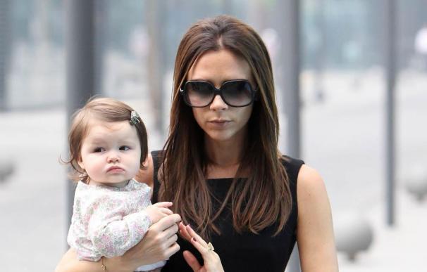 Harper Beckham recibe su primera oferta de empleo a los 9 meses de edad
