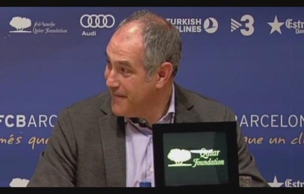 Guardiola abandona el Barça y Tito Vilanova será el nuevo entrenador