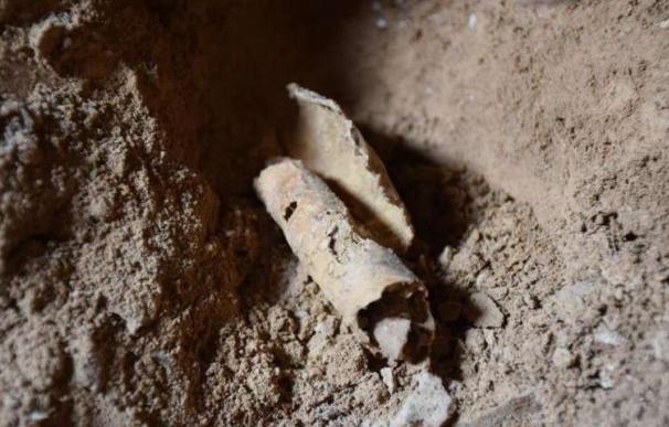 Hallada otra cueva, la número 12, que albergó los Rollos del Mar Muerto