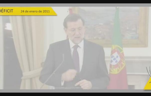 Las promesas de Rajoy, ante el juicio de Pepito Grillo