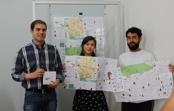 El Mapa Cooltura muestra los eventos culturales y entornos más destacados de Cartagena