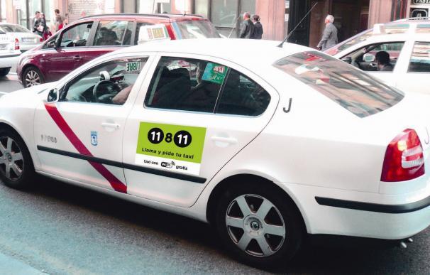 Los taxistas tendrán dos paradas provisionales en Serrano y Alfonso XII por la manifestación del Orgullo