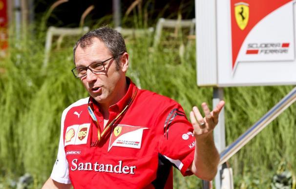Domenicali anuncia su dimisión en Ferrari como director deportivo