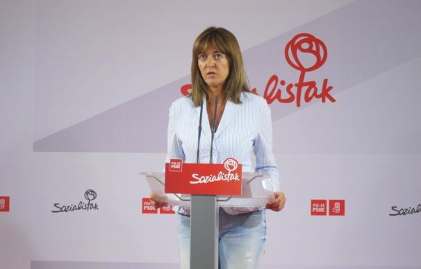 """Mendia (PSE) afirma que Sánchez ha trabajado """"como un titán"""", pero su continuidad como líder está en manos del Congreso"""