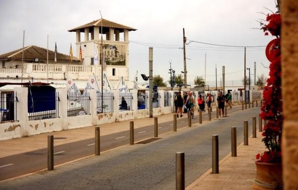 'Al molinar, Port Petit' celebra la catalogación del edificio centenario del puerto del Molinar