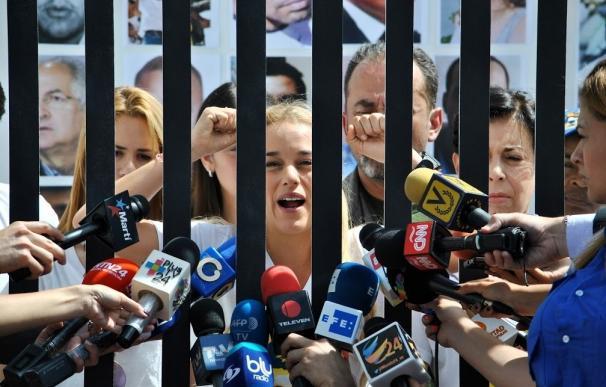 """Tintori denuncia ante la Fiscalía venezolana al director de Ramo Verde por """"maltrato, acoso e intimidación"""""""