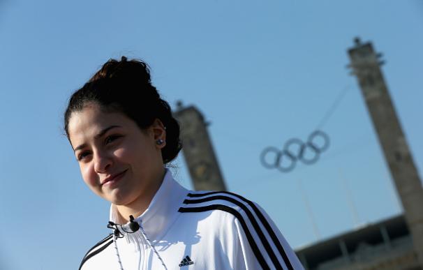 Yusra Mardini, la atleta que salvó a 20 personas de morir ahogadas en su viaje hasta Lesbos