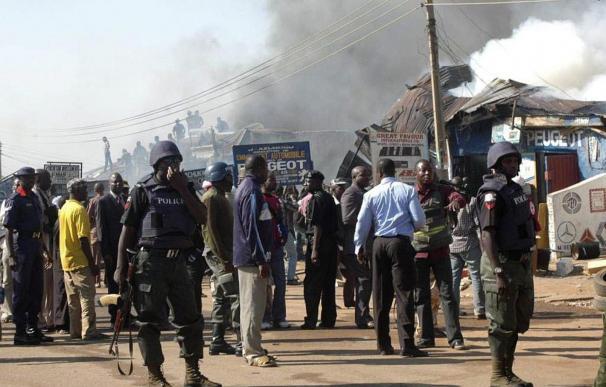 Decenas de muertos en una explosión en una estación de autobuses en Nigeria