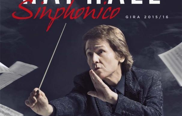 'Raphael Sinphonico' llega el próximo 8 de octubre a la Real Maestranza