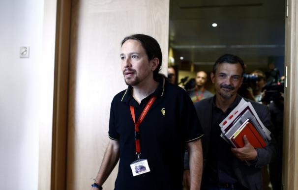 Un portavoz de Podemos en Madrid reconoce que la coalición con IU podría no haber funcionado