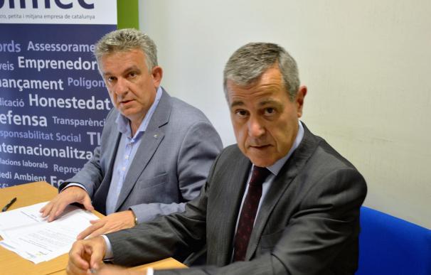 Pimec Lleida quiere menos exigencia ambientales y tributarias para captar a empresas de Aragón
