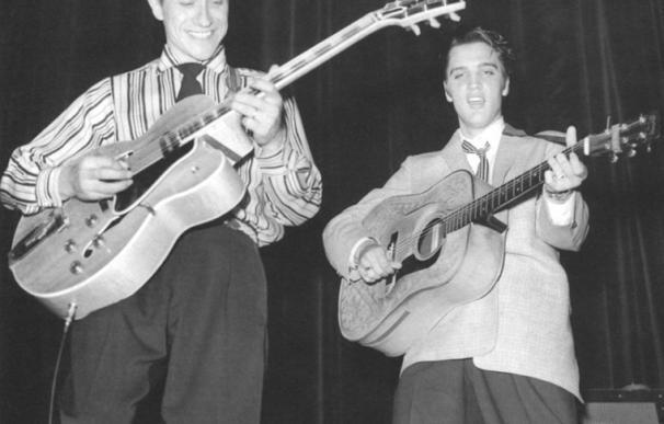 Muere a los 84 años Scotty Moore, guitarrista de Elvis Presley