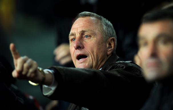 Holanda homenajea a Johan Cruyff con una moneda con su cara