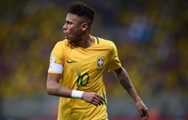 Brasil confirma la convocatoria de Neymar para los Juegos Olímpicos de Río