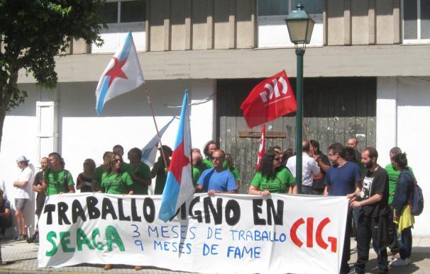 """Brigadistas de Seaga exigen empleo """"digno"""" y denuncian que siguen sin saber cuándo comenzarán a trabajar"""