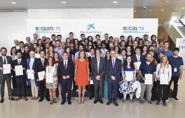 Cuatro estudiantes de Murcia reciben una doctorados en universidades y centros de investigación de referencia de España