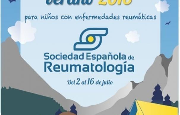 La SER realiza el 4º campamento de verano para niños con enfermedades reumáticas en Madrid