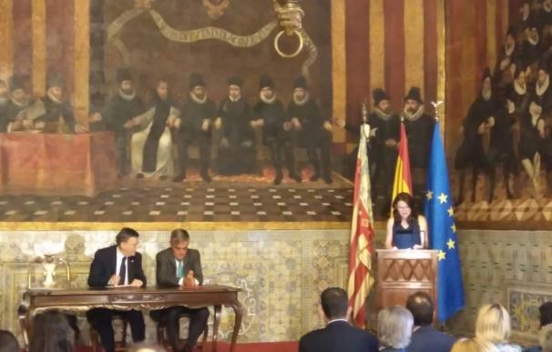 """El Consell reclama al Gobierno una """"nueva legitimidad constitucional"""" ante el """"agravio"""" al derecho foral valenciano"""