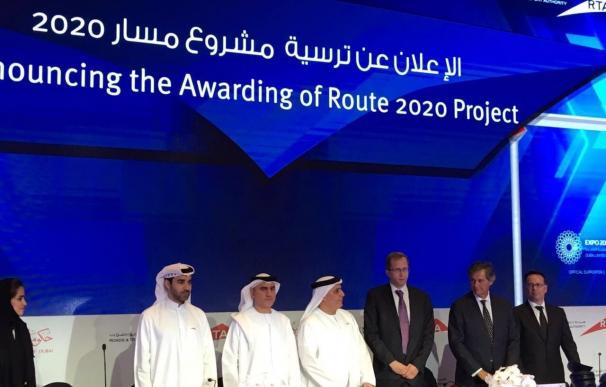 (Ampl.) Acciona se hace con la ampliación del metro de Dubai por 2.600 millones