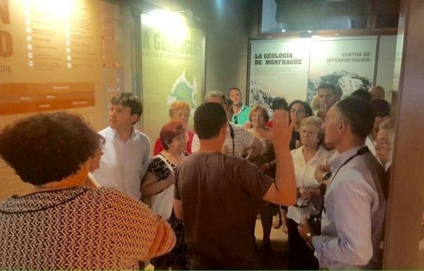 El Centro de Interpretación de la Geología de Monfragüe abre sus puertas en Casas de Miravete (Cáceres)