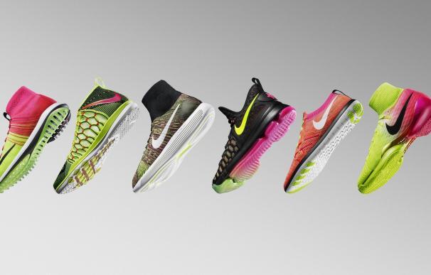 Nike presenta una colorida colección de ropa y calzado para los Juegos de Río