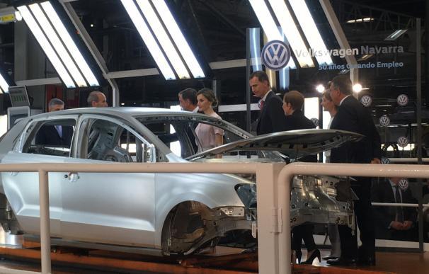 Volkswagen invertirá 1.000 millones y creará unos 450 empleos en Landaben hasta 2019