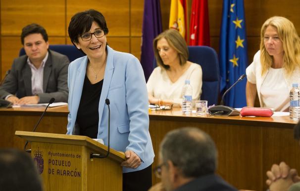 La alcaldesa anuncia un plan de inversiones de 68 millones hasta el año 2019