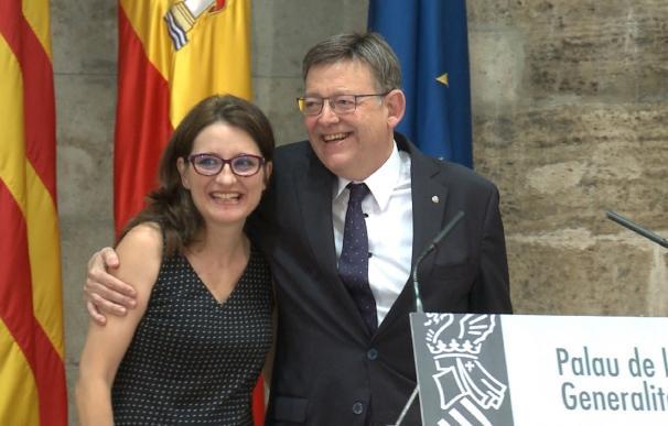 """Puig insta a Rajoy a """"levantarse del sofá"""" para formar gobierno porque los demás no están para llevar """"flores a Mariano"""""""