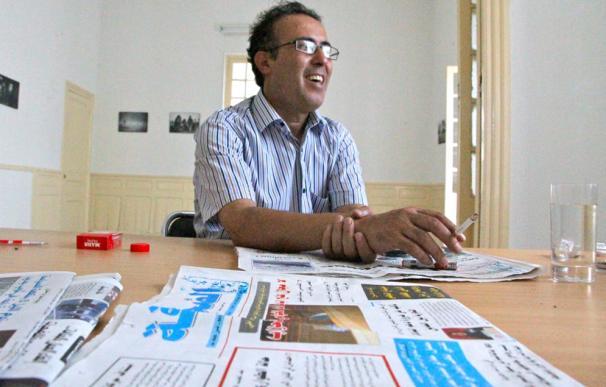 El periodista y activista Fahem Boukadous habla de la revolución tunecina