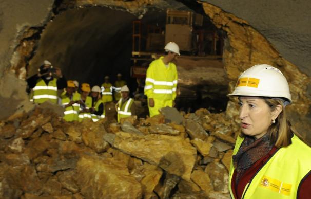 La licitación de obra pública cae un 24,8% a mayo, lastrada por el desplome de los proyectos de AVE