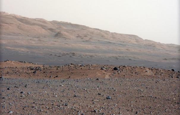 La NASA quiere reciclar la orina para ir a Marte