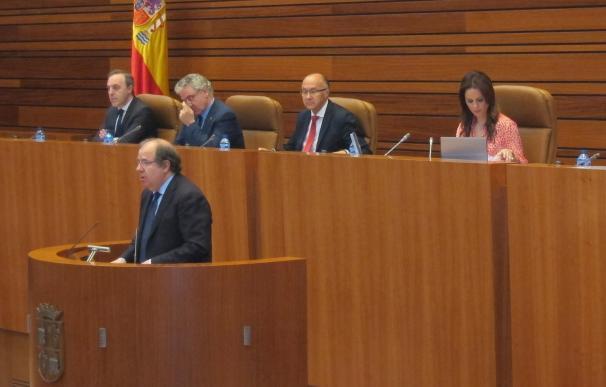 Herrera defenderá ante el nuevo Gobierno el Fondo de Cohesión Demográfica sobre el que trabajará con las CCAA