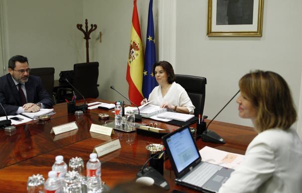 Santamaría avisa que hay 19 directivas europeas pendientes que requieren que haya un nuevo Gobierno