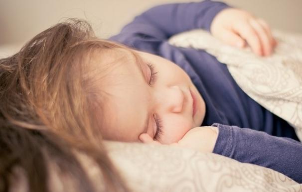 El 30% de los menores de 5 sufre alguna alteración del sueño
