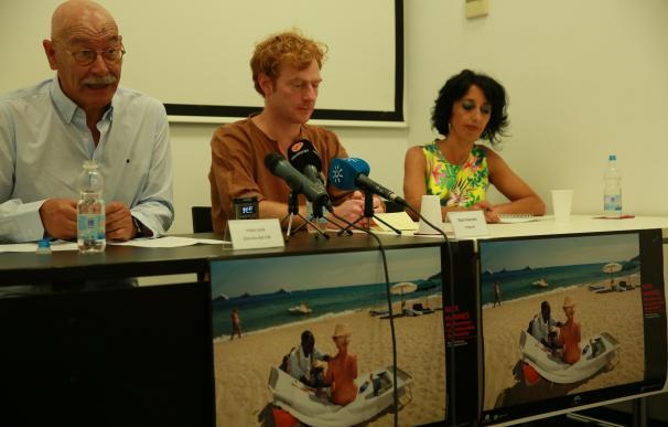 El CAF acoge hasta septiembre la muestra 'Mediterráneo. La continuidad del hombre', del belga Nick Hannes